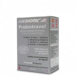 Probiotravel 30 cápsulas de Airbiotic