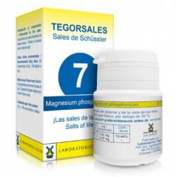 SALES DE SCHÜSSLER, Nº 7 Magnesium Phosphoricum tegorsales