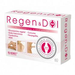Regen & Dol  Articulaciones  Eladiet  60 comprimidos
