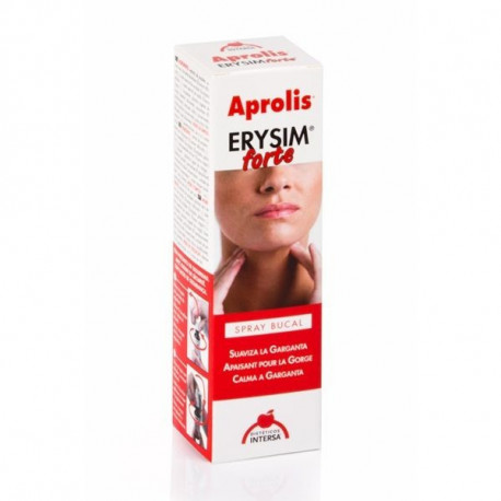 Aprolis Erysim Forte spray bucal intersa 20ml