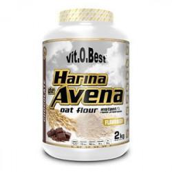 Harina de Avena chocolate 2Kg ( VIT.O.BEST )