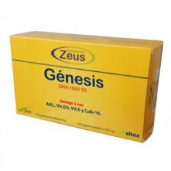Genesis DHA 1000 TG 120 capsulas Zeus