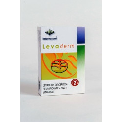 Internature LEVADERM 30 cápsulas