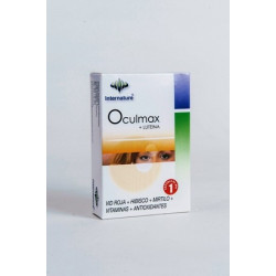 Internature OCULMAX30 cápsulas