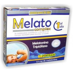 MELATO COMPLEX 30 Cápsulas - Pinisan