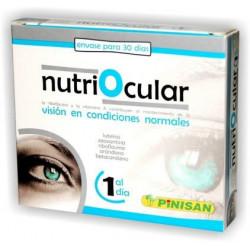 NUTRIOCULAR 30 Cápsulas - Pinisan