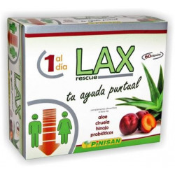 LAX RESCUE 60 Cápsulas - Pinisan