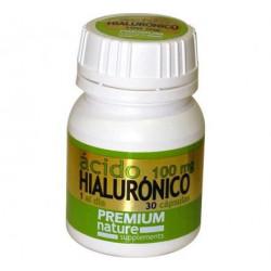 ACIDO HIALURONICO 100 mg Premium Nature Capsulas - Pinisan
