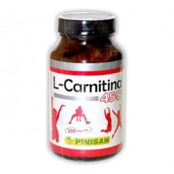 L-CARNITINA 100 Cápsulas - Pinisan