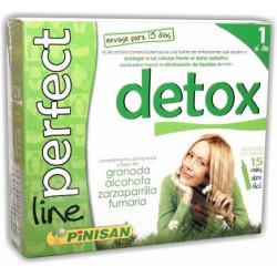 PERFECT LINE DETOX 15 Viales