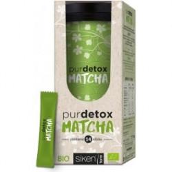 Siken Form Purdetox Matcha Bebida Detox 14 sticks x 3 gr
