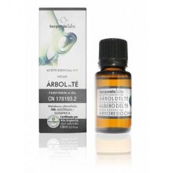 Aceite Esencial de árbol del té BIO 10 ML Terpeniclabs