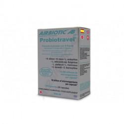 PROBIOTRAVEL 30 Tabletas Airbiotic
