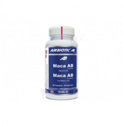 MACA  COMPLEX  60 cápsulas Airbiotic