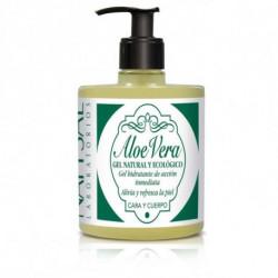 Gel Ecológico de Aloe Vera y Rosa Mosqueta - Natysal 500 ml