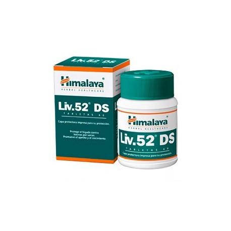 Liv 52 DS Himalaya 60 tabletas