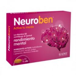 Neuroben - 30 comprimidos - Eladiet