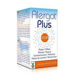 Alergot plus -frasco 30 ml -Tegor