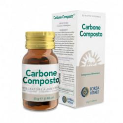 CARBONE COMPOSTO  25 g FORZA VITALE