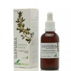Extracto de Gayuba - 50 ml - Soria Natural