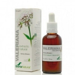 Extracto de Valeriana - 50 ml - Soria Natural