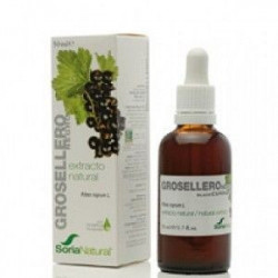 Extracto de Grosellero Negro - 50 ml - Soria Natural