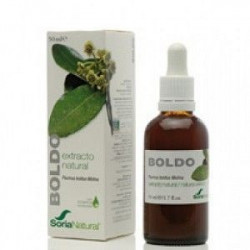 Extracto de Boldo - 50 ml - Soria Natural
