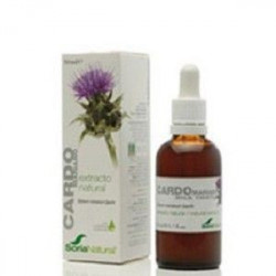Extracto de Cardo Mariano - 50 ml - Soria Natural