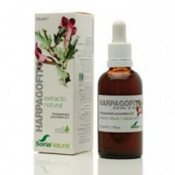 Extracto de Harpagofito - 50 ml - Soria Natural