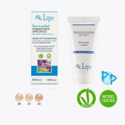 Maquillaje Fluido Específico -Lepo - 50 ml