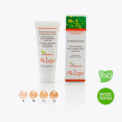 Maquillaje Fluido Bio - Lepo - 30 ml