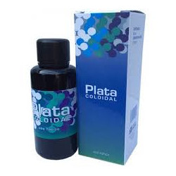 Plata Coloidal - Argenol -50ml -120ppm