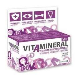 Vitamineral 50+ - 30 cap - Dietmed