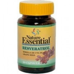 Resveratrol -  50 cap - Nature Essential