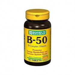Vitamina B-50 - Super B complex - Good 'n Natural