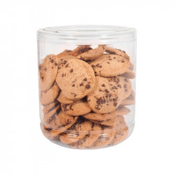COOKIES ESPELTA CON CHOCOLATE BIO