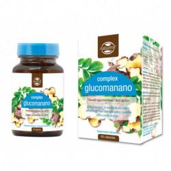 Glucomanano Complex  60 cap  Naturmil