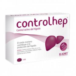 Controlhep · Eladiet · 60 comprimidos