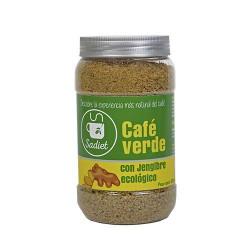 Café Verde Con Jengibre  600 gramos sadiet