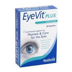 EyeVit Plus - 30 cap - Health Aid