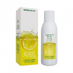 Auris Lemon - 60 ml - Soria Natural