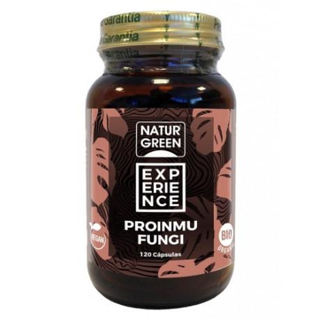 NaturGreen Experience- Proinmu Fungi BIO -120 cápsulas