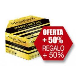 Mega Royal Jalea Real Inmunitas - 30 Ampollas - DietMed