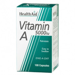 Vitamina A 5.000 UI - Health Aid
