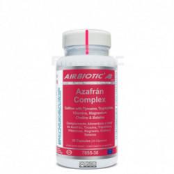 Azafrán Complex 30 Cápsulas - Airbiotic