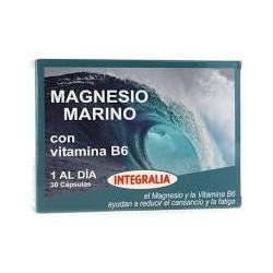 MAGNESIO MARINO - 30 CAPSULAS - INTEGRALIA