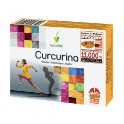 Curcurina- Novadiet -30 cápsulas