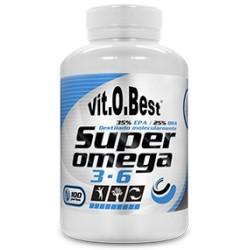 Super Omega 3-6 - 100 Perlas - Vit.O.Best