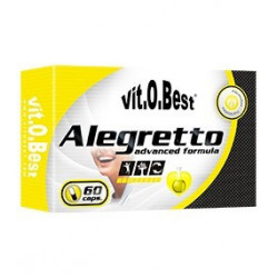 Alegretto - 60 cap - Vit.O.Best