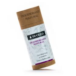 Desodorante Natural con Lavanda - 60gr
